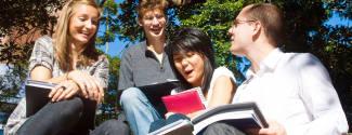Etudier l'Anglais l'été dans un College ou Campus