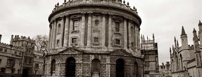 Oxford - Séjour linguistique à Oxford