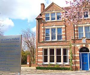 0 - Camp linguistique d'été junior St Clare's Oxford - Banbury Road Campus