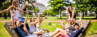 Camp Linguistique Junior en Autriche - Summer Actilingua - Vienne
