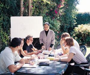 Cours pour enseignants de langues